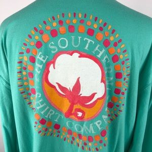 The Southern Shirt Company Long Sleeve T Shirt L